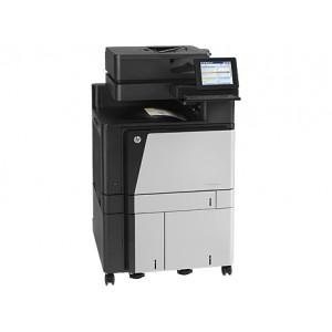 HP Color LaserJet Enterprise flow MFP M880z+ NFC/Wireless (D7P71A) A3 Size - 1200x1200dpi 45 แผ่น/นาที