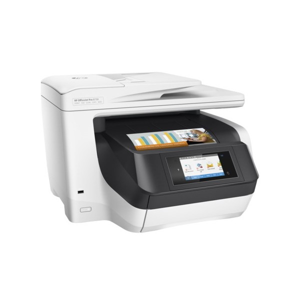 hp officejet pro 8730 all in one printer d9l20a 2400x1200dpi 36ppm printer thailand com. Black Bedroom Furniture Sets. Home Design Ideas