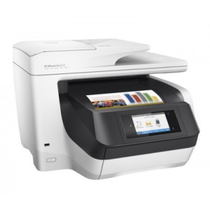 HP OfficeJet Pro 8720 All-in-One Printer (D9L19A) - 4800x1200dpi 37 แผ่น/นาที