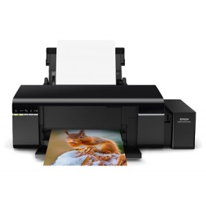 Epson L805 Ink Tank System Photo Printer - 5760 x 1440 dpi 38 แผ่น/นาที