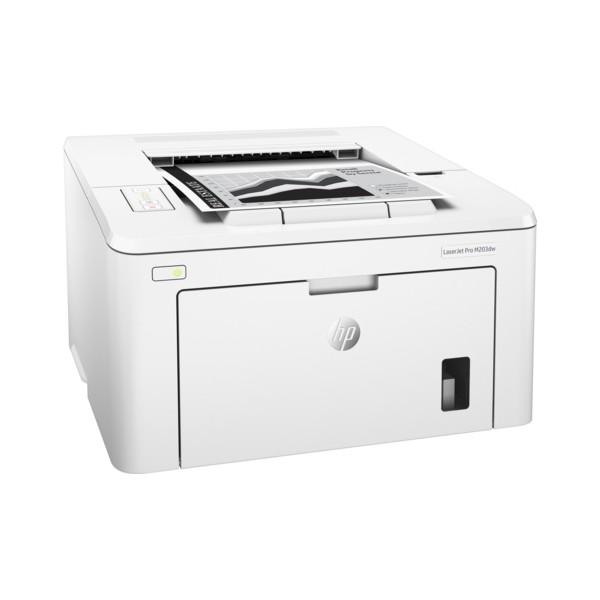 Hp Laserjet Pro M203dw G3q47a Duplex Wireless Printer
