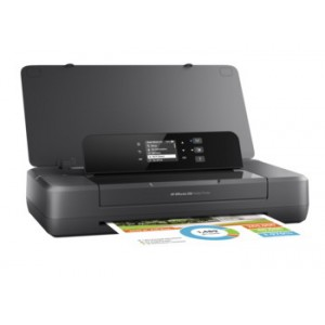HP OfficeJet 200 (CZ993A) Mobile Printer - 4800x1200dpi 10 แผ่น/นาที