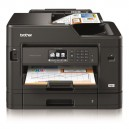 Brother MFC-J2730DW InkBenefit Wireless Business InkJet Multifunction Printer - 1200x4800dpi