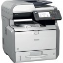 Ricoh SP 4510SF Black and White Multifunction Laser Printer - 1200x1200dpi 40ppm