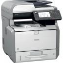Ricoh SP 4510SF Black and White Multifunction Laser Printer - 1200x1200dpi 40ppm