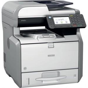 Ricoh SP 4510SF Black and White Multifunction Laser Printer - 1200x1200dpi 40 แผ่น/นาที