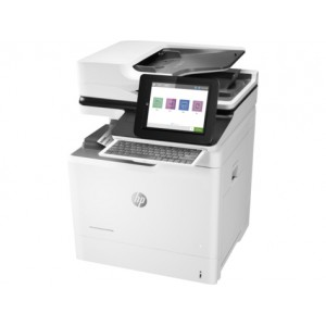 HP Color LaserJet Enterprise Flow MFP M681f (J8A11A) Network All-in-One Printer - 1200x1200dpi 47 แผ่น/นาที