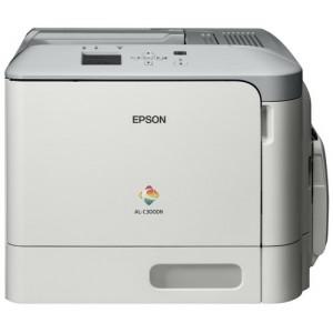 Epson WorkForce AL-C300DN Network Color Laser Printer - 1200x1200dpi 31 แผ่น/นาที
