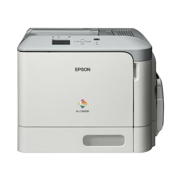 Epson WorkForce AL C300DN Network Color Laser Printer