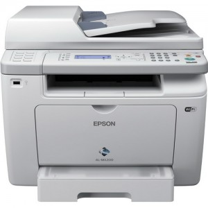 Epson WorkForce AL-MX200DNF Mono Multi-Function LED Printer - Print / Copy / Scan / Fax