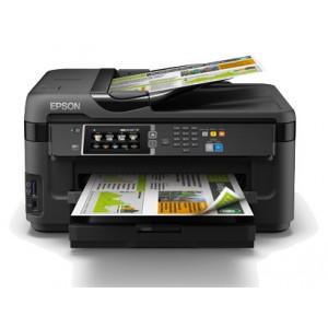 Epson WorkForce WF-7611 A3 Wi-Fi Duplex All-in-One Inkjet Printer