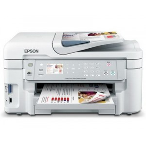 Epson WorkForce WF-3521 Wi-Fi Duplex All-in-One Inkjet Printer