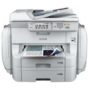Epson WorkForce Pro WF-R8591 A3 Wi-Fi Duplex All-in-One Inkjet Printer
