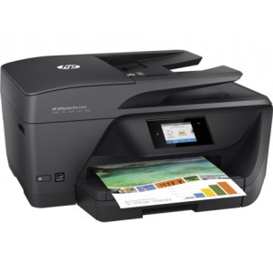 HP OfficeJet Pro 6960 All-in-One Printer (J7K33A) - 600x1200dpi 26 แผ่น/นาที