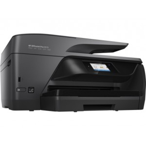 HP OfficeJet Pro 6970 All-in-One Printer (J7K34A) - 600x1200dpi 26 แผ่น/นาที