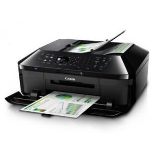 Canon PIXMA MX727 All-In-One InkJet Printer - 9600x2400dpi 10 หน้า/นาที
