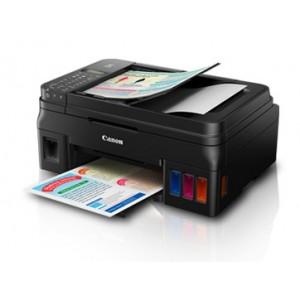 Canon PIXMA G4000 Refillable Ink Tank All-In-One InkJet Printer - 4800x1200dpi 5 หน้า/นาที