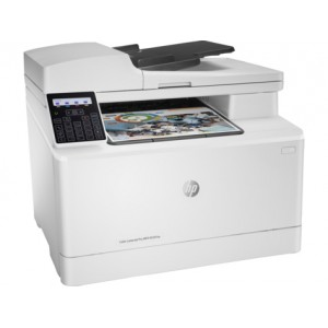 HP Color LaserJet Pro MFP M181fw (T6B71A) Multifunction Printer - 600x600dpi 16 แผ่น/นาที