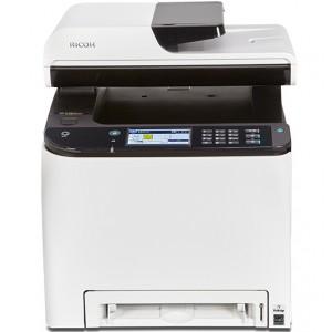 Ricoh SP C261SFNw Color Laser Multifunction Printer - 20 แผ่น/นาที