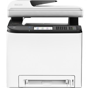 Ricoh SP C262SFNw Color Laser Multifunction Printer - 20 แผ่น/นาที