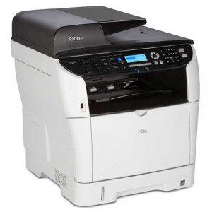 Ricoh SP 3510SF Mono Laser Multifunction Printer - 28 แผ่น/นาที