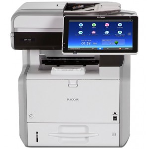 Ricoh MP 402SPF Mono Laser Multifunction Printer - 40 แผ่น/นาที