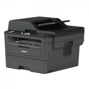 Brother MFC-L2715DW Monochrome Laser Multi-Function Printer with Wireless - 1200x1200dpi 34 แผ่น/นาที