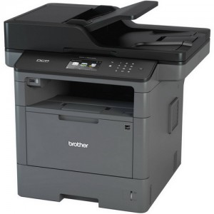 Brother DCP-L5600DN Monochrome Laser Multi-Function Printer - 1200x1200dpi 40 แผ่น/นาที
