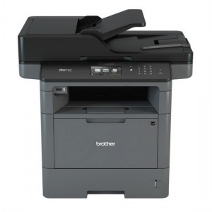 Brother MFC-L5900DW Monochrome Laser Multi-Function Printer with Wireless - 1200x1200dpi 40 แผ่น/นาที