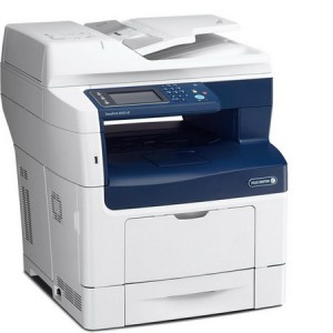 Fuji Xerox DocuPrint M455df Mono MultiFunction Printer (Print/Scan/Copy/Fax/Duplex/Network) - 1200x1200dpi 45 แผ่น/นาที