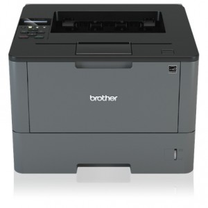 Brother HL-L5100DN Network Mono Laser Printer - 1200x1200 dpi 40 แผ่น/นาที