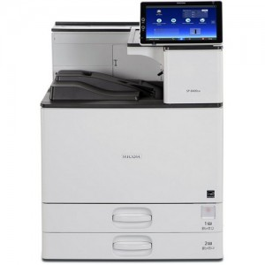 Ricoh SP 8400DN A3 Black-and-White Laser Printer 1200x1200dpi 60 แผ่น/นาที