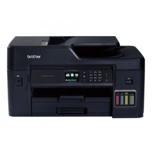 Brother MFC-T4500DW - A3 Refill Ink Tank Wireless Duplex All-in-One Inkjet Printer