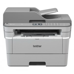 Brother MFC-L2770DW Monochrome Laser Multi-Function Printer with Wireless - 2400x600dpi 34 แผ่น/นาที
