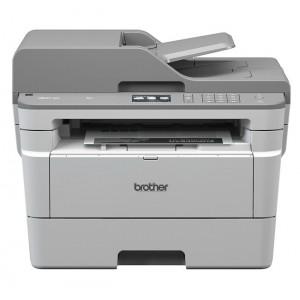 Brother MFC-L2770DW Monochrome Laser Multi-Function Printer with Wireless - 2400x600dpi 34 แผ่น/นาที