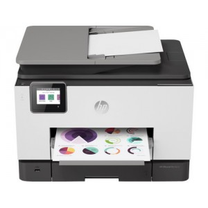 HP OfficeJet Pro 9020 (1MR73D) All-in-One Printer (Light Basalt) - 4800x1200dpi 39 แผ่น/นาที