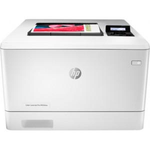 HP LaserJet Pro M454nw (W1Y43A) Wireless Network Color Laser Printer - 600x600dpi 27 แผ่น/นาที