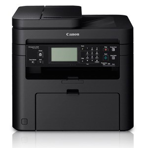 Canon imageCLASS MF237w (Print/Scan/Copy/Fax) Laser MultiFunction Printer  - 1200x1200dpi 23ppm