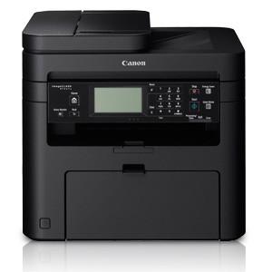 Canon imageCLASS MF237w (Print/Scan/Copy/Fax) Laser MultiFunction Printer  - 1200x1200dpi 23ppm