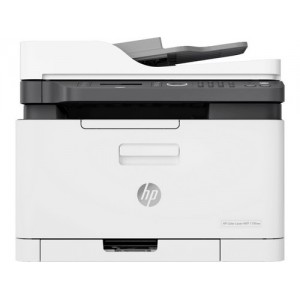 HP Color Laser MFP 179fnw (4ZB97A) Multifunction Printer - 1200x1200dpi 18 ppm